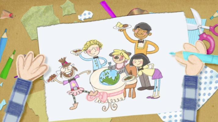 Cleo habla varios idiomas en su recorrido internacional